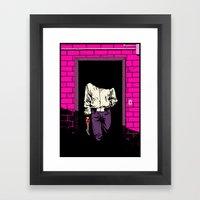 Drive v.1.2 Framed Art Print