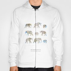 Elephants of the United States Hoody