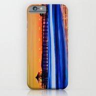 HB Sunsets  11/14/15 iPhone 6 Slim Case