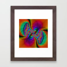 Dream Spectrum Framed Art Print