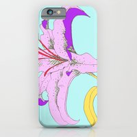 Lily III iPhone 6 Slim Case