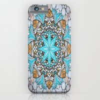 iPhone & iPod Case featuring Sea Shells by Laurkinn12