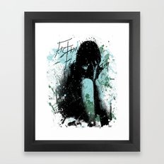 In Pieces Framed Art Print