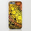 Bubble Yellow Trouble iPhone & iPod Case