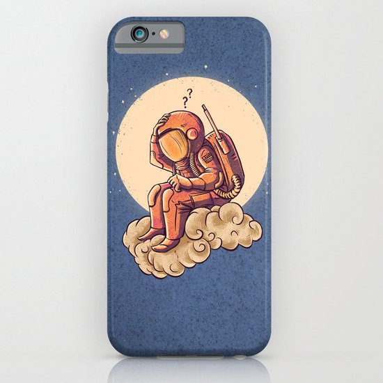 Why in the cloud iPhone & iPod Case