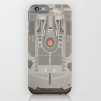 iPhone & iPod Case featuring Star Trek NX - 01 Refit by Jessica Buie
