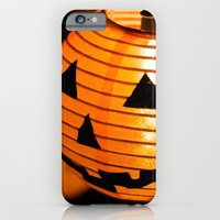 iPhone & iPod Case featuring Happy Halloween by Smileybriggs