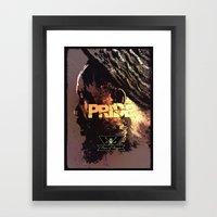 Pride & Reggae Framed Art Print