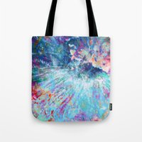 Dragon Erupt Tote Bag