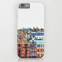 iPhone & iPod Case featuring My Amsterdam by Mariannehope