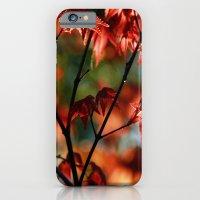 Flora In Flame iPhone 6 Slim Case