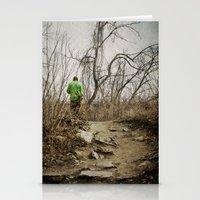 Skateboard Stroll Stationery Cards