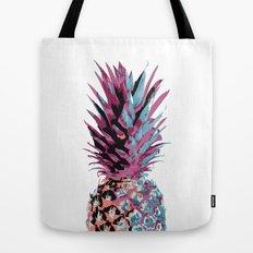 Pop Pineapple Tote Bag