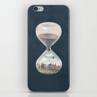 There's A City Where Tim… iPhone & iPod Skin