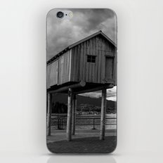 our house iPhone & iPod Skin