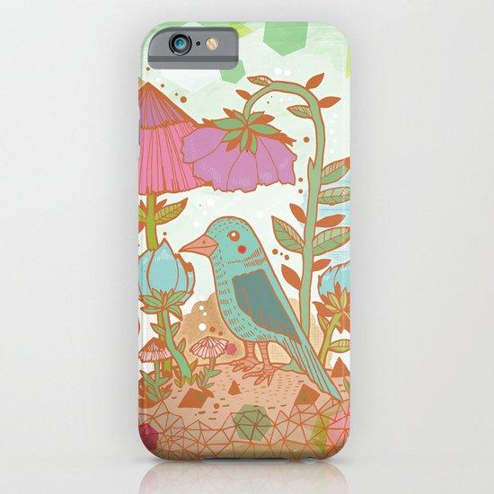 The Blue Bird iPhone & iPod Case
