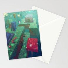 Gomez, El Corajoso Stationery Cards