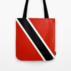 Trinidad and Tobago country flag Tote Bag