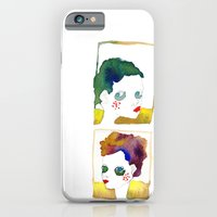 iPhone & iPod Case featuring no name but a frame by Sara Ci