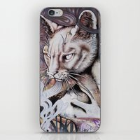 The Myth of Power iPhone & iPod Skin