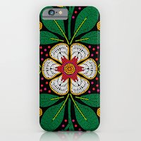 iPhone & iPod Case featuring CLUSIA MARACATU by Wagner Campelo