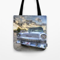 Gonzales Chevy Tote Bag
