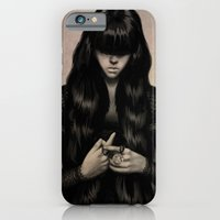 iPhone & iPod Case featuring BLING by Robin Pieterse