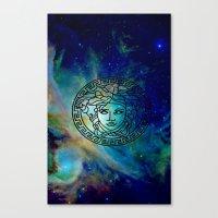 Versace Nebula  Canvas Print