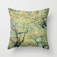 A Wild Peculiar Joy Throw Pillow