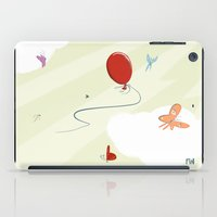 Flight Of Colors iPad Case