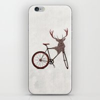 Stag Bike iPhone & iPod Skin