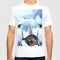 Victorious  Mens Fitted Tee White SMALL