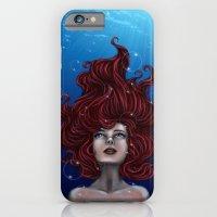 Tears Of A Mermaid iPhone 6 Slim Case