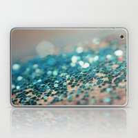 Sprinkled With Sparkle Laptop & iPad Skin