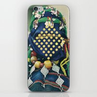 Dotted Tribe iPhone & iPod Skin