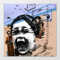 Alfred 1 Canvas Print