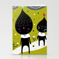 Home is where I'm with YOU Stationery Cards