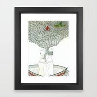 Navegando Framed Art Print
