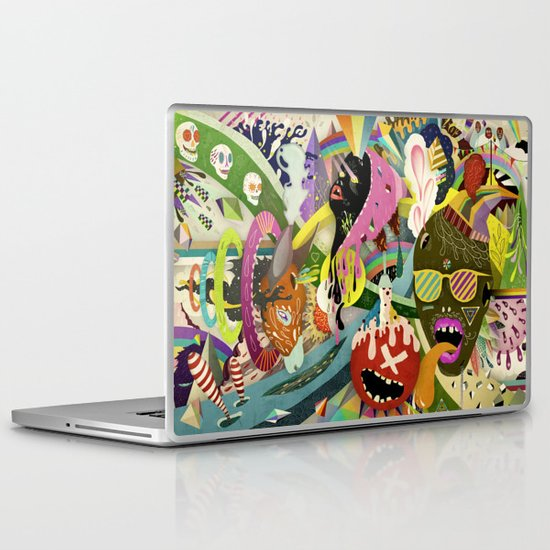 The Circus #01 Laptop & iPad Skin