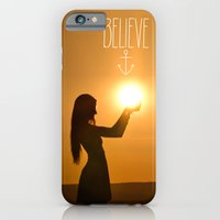 iPhone & iPod Case featuring Believe by Valerie Bee