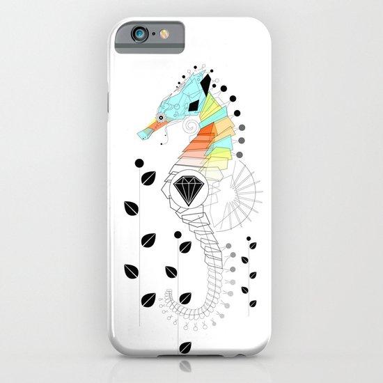 Geoseahorse iPhone & iPod Case