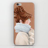 Bundle Up iPhone & iPod Skin