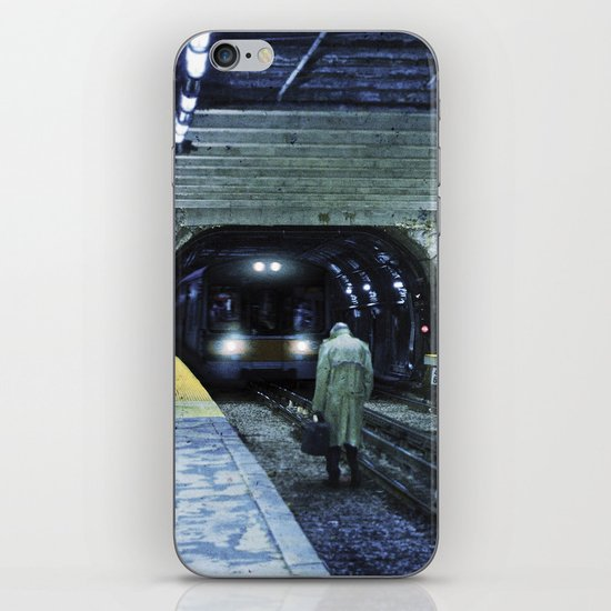 The Escape iPhone & iPod Skin