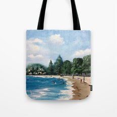 Mission Bay Tote Bag