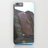 iPhone & iPod Case featuring changing faces by LeoTheGreat