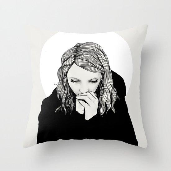 Eliot Throw Pillow
