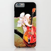 iPhone & iPod Case featuring One Massive Strum by JustinPotts