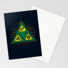 The Tribal Triforce Stationery Cards