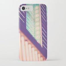 Turquoise Neon Slim Case iPhone 7