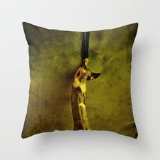 Hell O Pretty  Throw Pillow